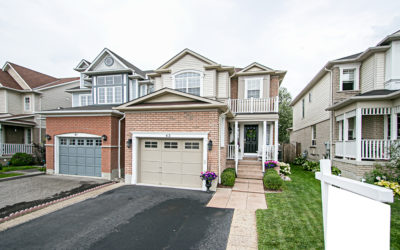 FEATURED LISTING – 43 Bourbon Pl, Whitby